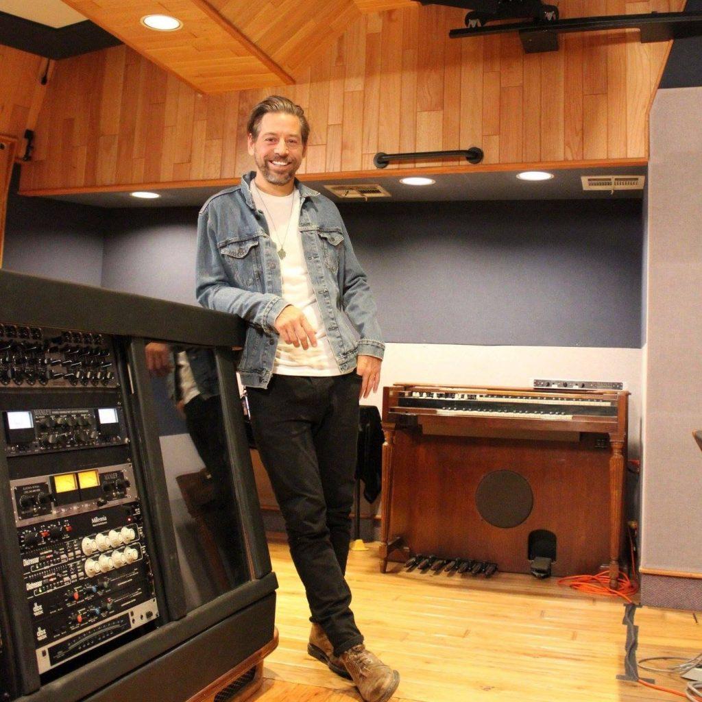San Diego based Mix Engineer Christian Cummings